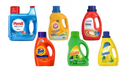 best laundry detergents of 2018