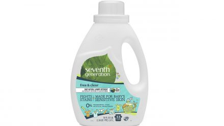 Seventh Generation Free and Clear Natural Laundry Detergent