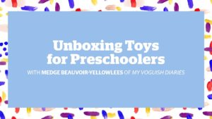 vtech and leapfrog unboxing toys for preschoolers