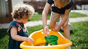 How to keep kids learning through play this summer