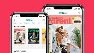 <em>Today's Parent</em> is now available on Apple News+